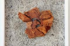 Holz und Spaene