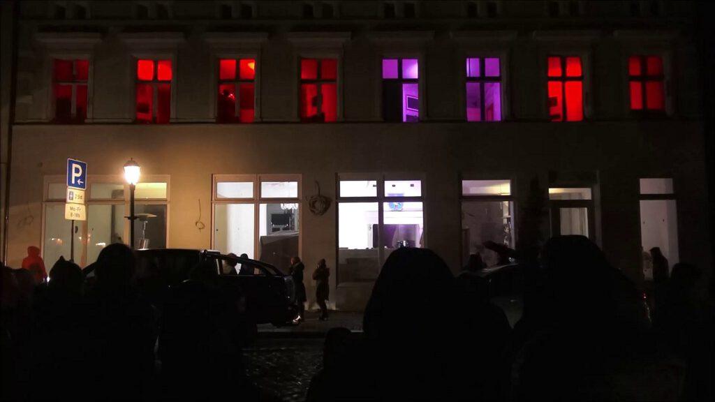 Video Marktlicht eröffnet (c) T.A. Marktlicht