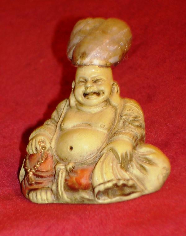Schneckenbuddha